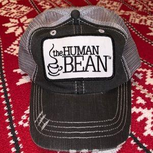 The Human Bean hat